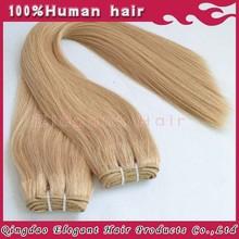 Qingdao Elegant Hair wholesale black color 100% raw unprocessed aaaaa virgin russian hair