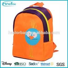 Wholesale cartoon children trendy school bags for girls