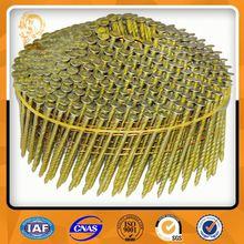 Coil Sliding Nails China Supplies