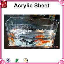 cast acrylic shee acrylic fish tank acrylic aquarium