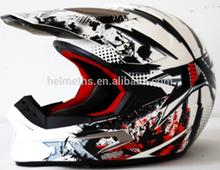 ECE/DOT motocross helmet in 2014