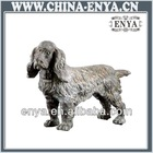 Antique Dog Figurine