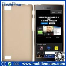 Solid Color Soft TPU Back Case For BlackBerry Z3