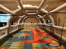 Baseball Netting, Batting Cage Nets inflatable batting cage,commercial baseball batting cage for sale
