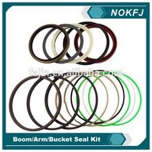 SK135SR/SK120-2/3/5 Excavator Parts Rubber/Viton YY01V00003R300 Arm Cylinder Seal Kit