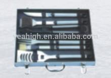 6pcs high quality bbq tool set H332