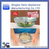 Flexible LFGB food grade bowl fresh lid