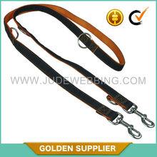 quick release adjustment dog leash bag