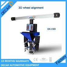 Launch kwa-300 3d wheel aligner for car repairing