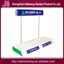 cigar display stand MX2612 acrylic display case counter top 7 tier