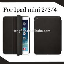 slimbook high quality leather folio case for ipad min 3 wholesale