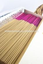 de madera de sándalo incienso stick hecho en china