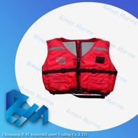 Offshore marine life jacket