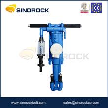 SINOROCK YT24, YT27, YT28 Pneumatic portable drilling machine Hand held rock drill jack hammer