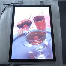 Low price new innovation a1 frames a2 size picture frames light box wholesale