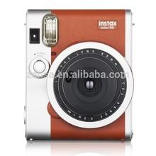 Fuji Fujifilm Instax Mini 90 NEO Classic Instant Film Brown Camera
