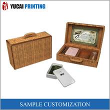 Fashion paper packaging box gift box innovative technology gift box