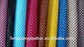 2014 venda quente pele de cobra relevo couro sintético de pvc
