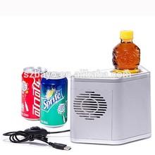 Venta al por mayor 0.5l en el coche eléctrico del refrigerador