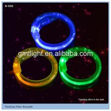 qualified nice fun flashing bracelet