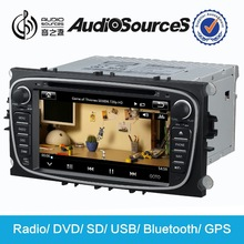 double din car dvd gps hd player 2013 car dvd player ford focus