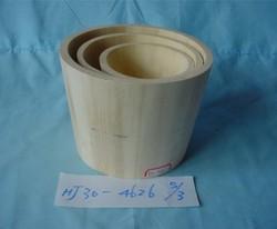 Wholesale wood bucket,wood bucket,unfinished wholesale wood bucket