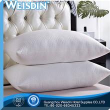 rectangle Guangzhou 100% cotton adults massage memory pillow