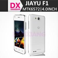 """jiayu F1 4.0"""" smartphone MT6572 dual core WIFI 512MB+4GB"""