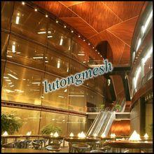 Opera houses internal and external decorations metal mesh supplier