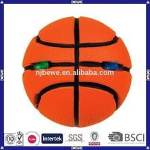 China manufacture promotional pu foam toy/ pu basketball