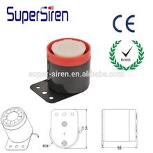 15w dc12v 110db 1 tone 6 tone waterproof auto usage electric siren 12v