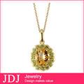 Nouveaux arrivés chine. mode bijoux en cristal de quartz rose pendentif coeur