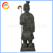 dinastia qin terracotta guerriero cinese asiatico souvenir replica figura
