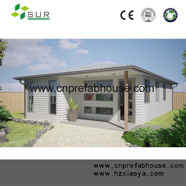 Simple prefabricated house prefab homes economic modular - Mobil home economicos ...