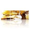 Naturelle des arbres peinture à l'huile scène prix attractif