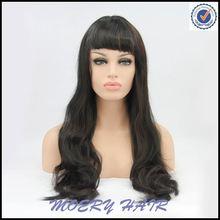 fiber synthetic hair wig manufacturer