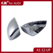 For AUDI A1 2012UP Car Door Mirror Cover Side Mirror Cover