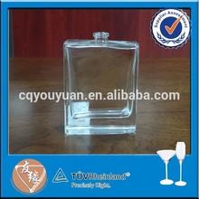 Customized unique 100ml refillable mini perfume bottle