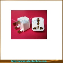 best selling products in england Universal to 3 pin singapore plug type adapter SE-UA7