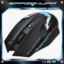 Dragon War UNICORN Silent Programmable Gaming Mouse (Model no.: ELE-G8)