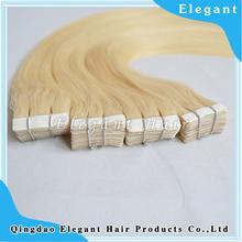 40 inch blonde hair extensions beige blonde hair color virgin hair tape extensions