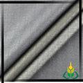 uniforme para recepcionista tecido brilhante efeito de tecido de poliéster viscose moda tecido terno