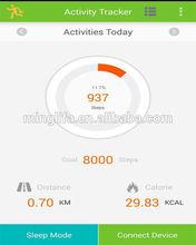 Sleep Distance Tracker Elegant Gift Bluetooth Fitness Band