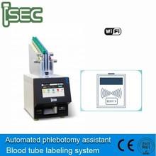 Necessary vacuum tube hospital tagging distribution apparatus