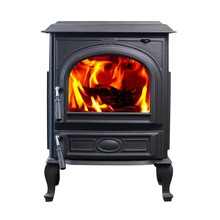 cast iron wood stove HF717U