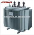 Fabrikada düşük yok- yük kaybı 33KV dağıtım trafo 800 kva