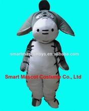 Hot sale good visual eeyore mascot costume plush adults-eeyore-costume for sale