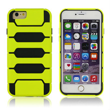 Case for iphone 6 plus,Hybrid PC Silicone Shockproof Mobile Phone Case for iPhone 6 plus