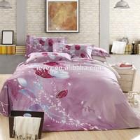 Luxury Collection housekeeping linen size 3D bedding reactive bedding set home textile luxury 3d bedding set