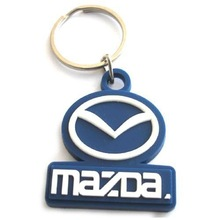 Brand Car Logo Cheap Plastic Key Chains